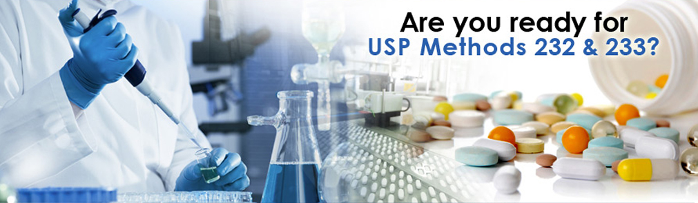 Are you ready for USP 232 and 233?