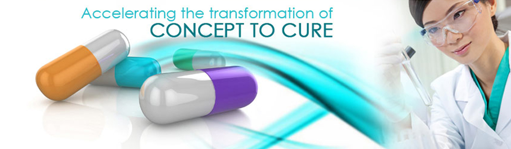 Accelerating the transformation of concept to cure