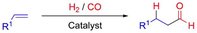 CARBONYLATIONS (HYDROFORMYLATION)