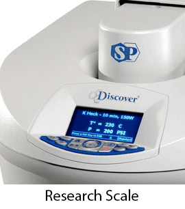 Discover SP - Research Scale