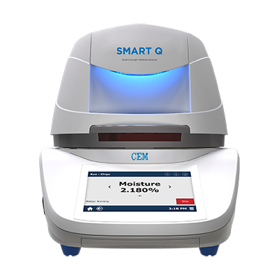 SMART Q - Quartz Halogen Moisture Analyzer