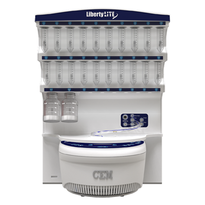 Liberty Lite Microwave Peptide Synthesizer