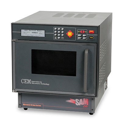 SAM-255 - Microwave Drying and Moisture Analyzer