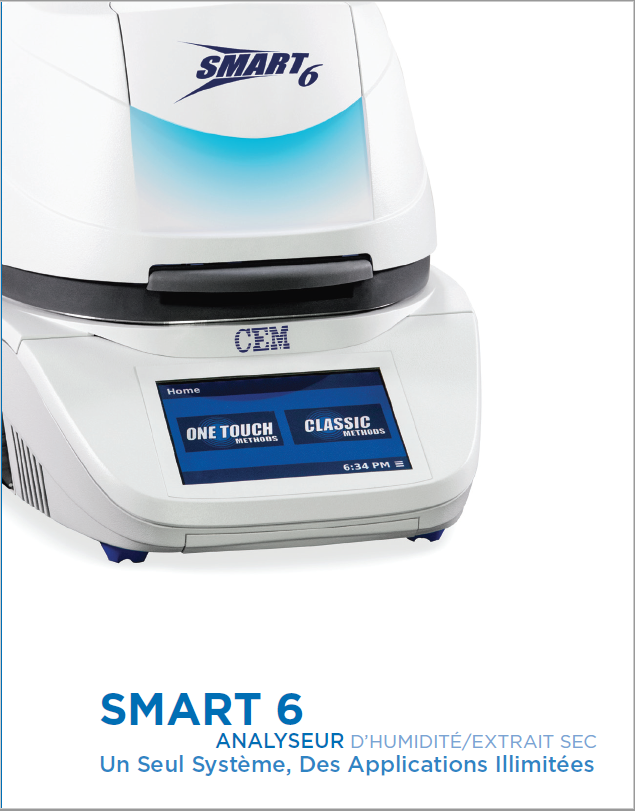 SMART 6 Brochure - French