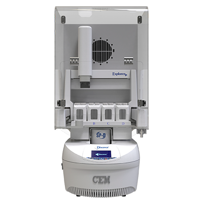 Discover® SP-D Clinical - Acid Digestion - Clinical Microwave Digestion System
