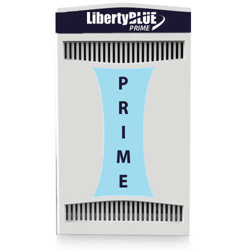 Liberty Blue PRIME with technology that provides less than 3-minute cycle times