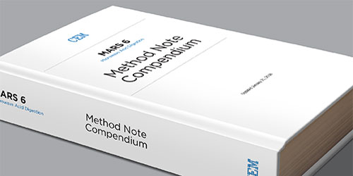 CEM - Method Note Compendium
