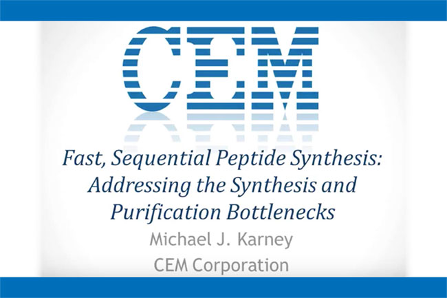 Peptide Synthesis Image