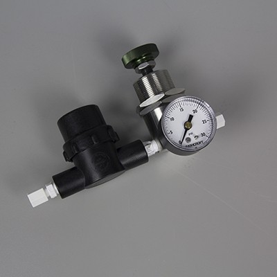 Main Pressure Regulator Assembly