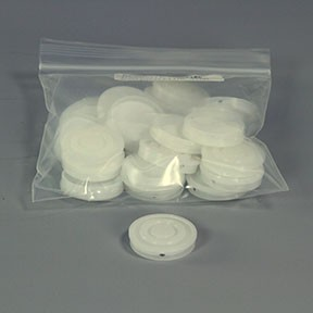 35 mL & 80 mL Vessel Caps, set of 100