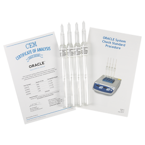 ORACLE Check Standards Kit