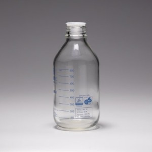 1 L Clear Glass Bottle