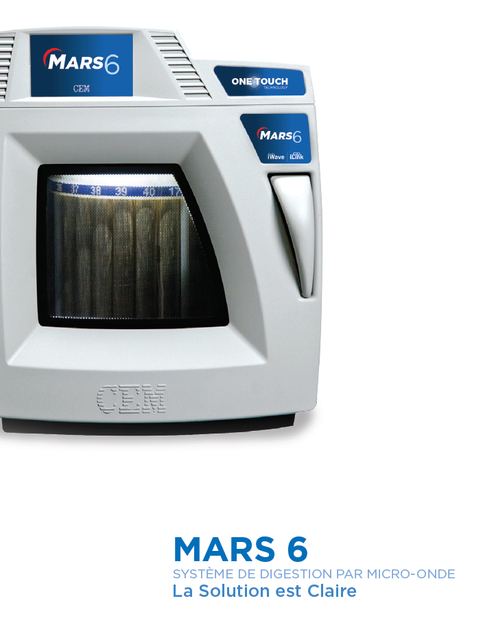 MARS 6 Brochure - French