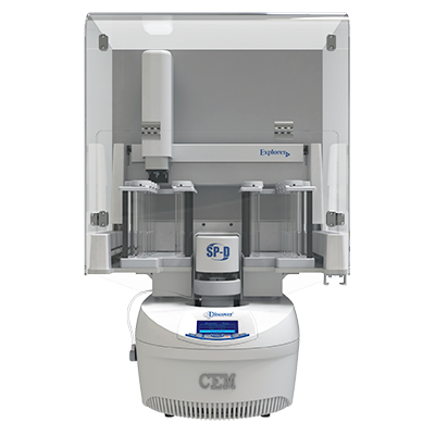 Discover® SP-D 80 - Acid Digestion - Sequential Microwave Digestion System
