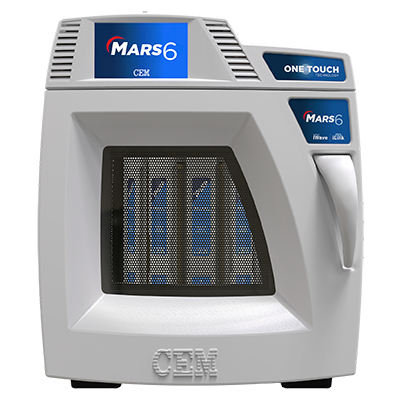 MARS - Microwave Digestion System for cannabis analysis