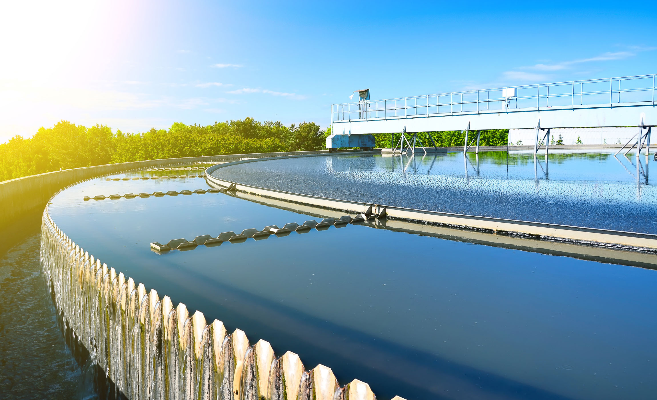 Rapid Analysis throughout the Wastewater Treatment Process